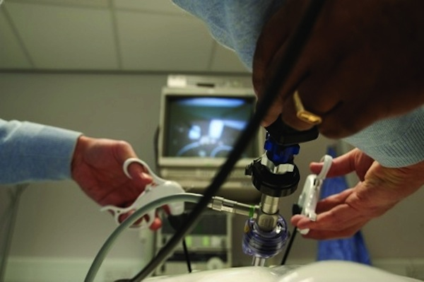3-D surgery