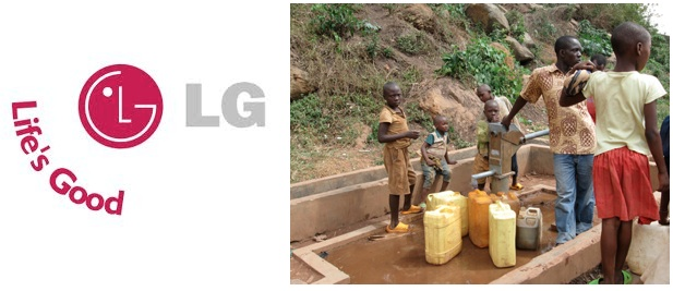 LG water treatment