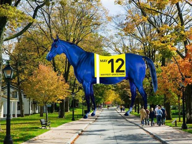 Lexington racehorse