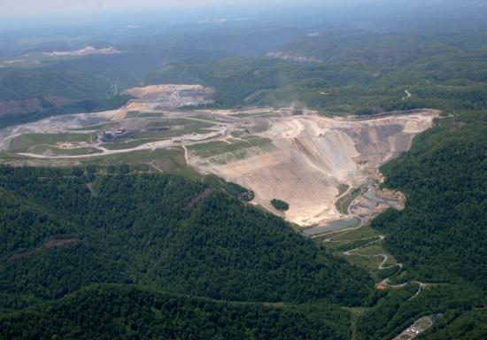 mountain removal appalachia