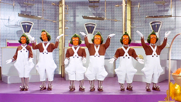 What oompa loompas can teach us about color fast company the