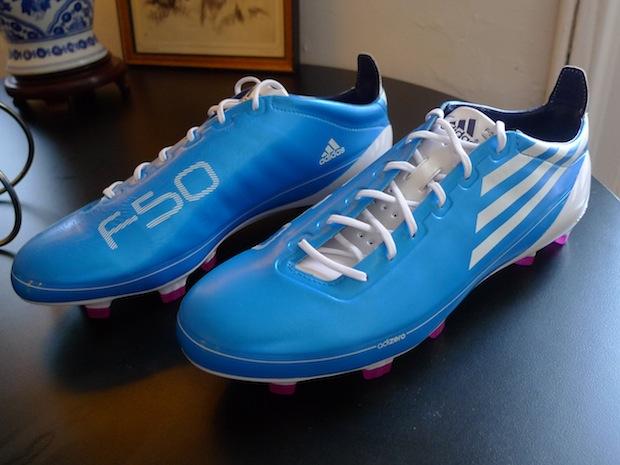 0650a0d8c Adidas F50 Adizero shoes