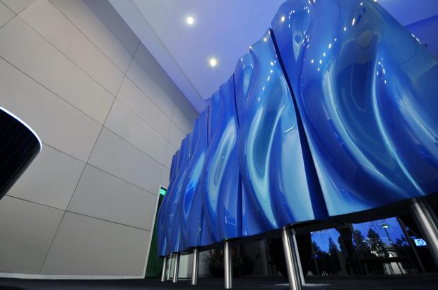 HP installation
