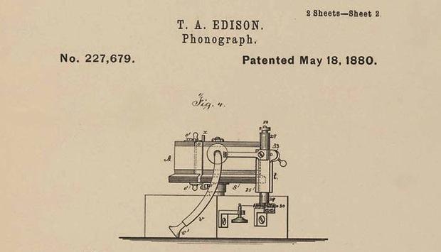 edison patent