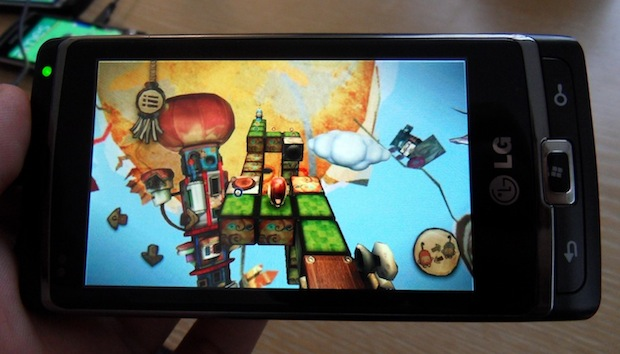how to get games on windows phone
