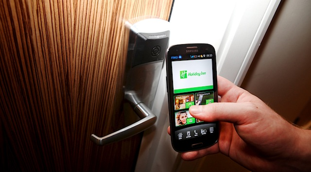 & Your Mobile Phone As A Door Key Pezcame.Com