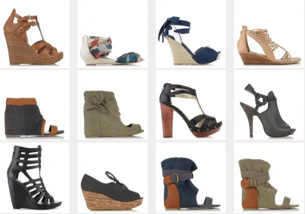 Moxie shoes