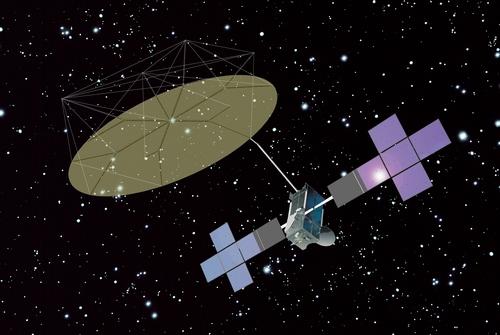 TerreStar satellite
