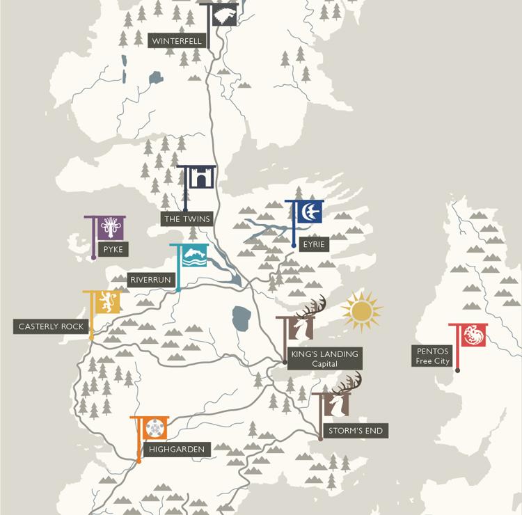Thrones-Map