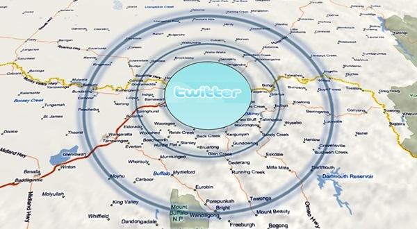 twitter location
