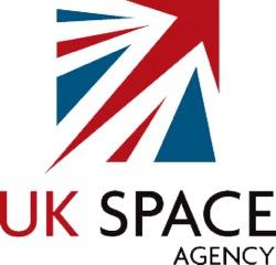 U.K. Space logo