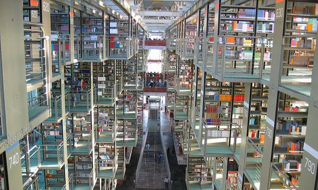 Ranking the World's Best Digital Libraries