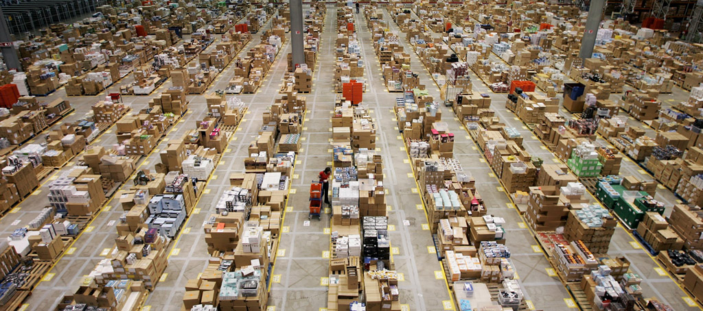 Amazon Granted Patent For Salving Your Conscience