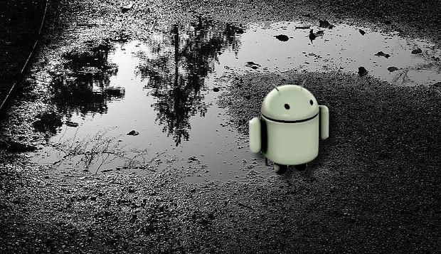 Android leak