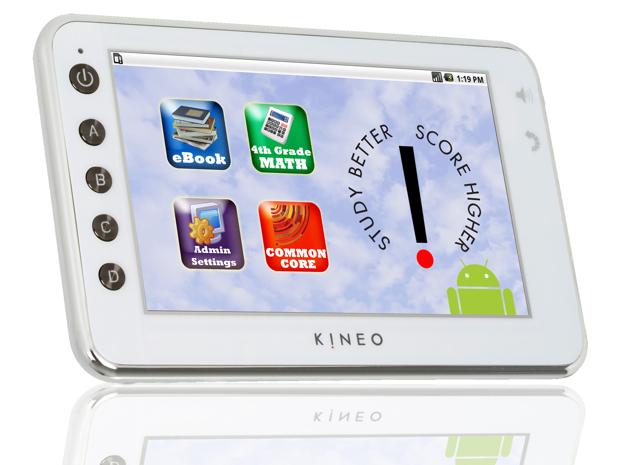 KIneo e-reader