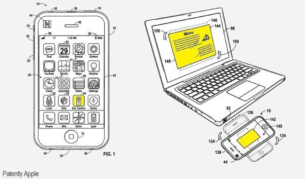Apple NFC Patent