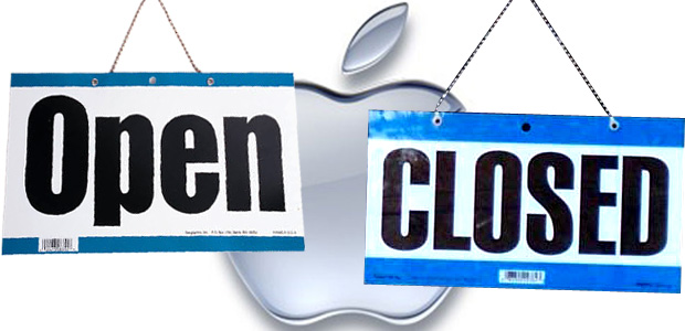apple open standards
