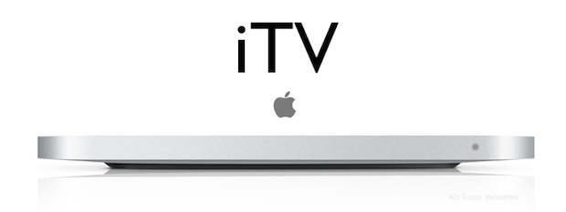 Apple TV iTV