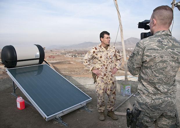 Army solar