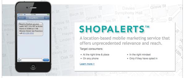 ATT ShopAlerts