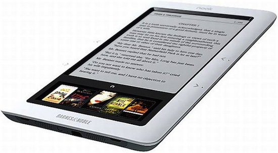 $149 Nook: The E-Reader's Demise Begins With a Race to the