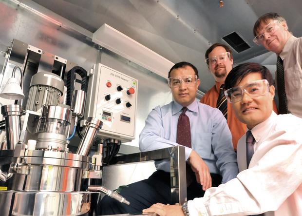 Hitachi and Johnson Controls lithium-ion