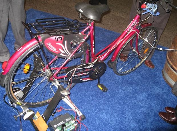 wired bike
