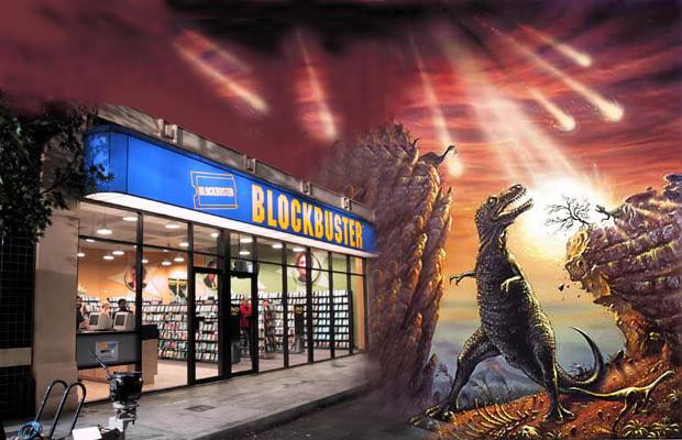 Blockbuster Dinosaur