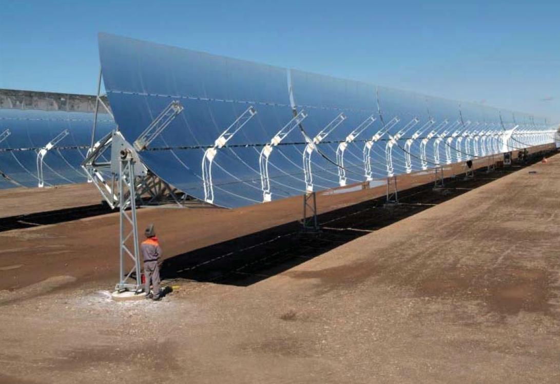 genesis solar energy project 1 director's protest resolution report genesis solar energy project plan amendment california desert conservation area plan november 4, 2010.