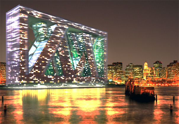 Boston Arcology