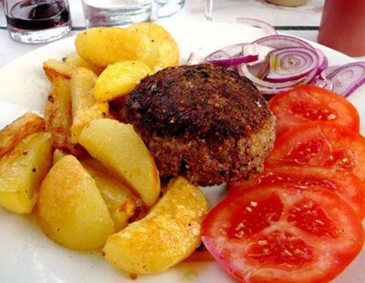 Mac Dario burger