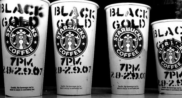 Starbucks brand story