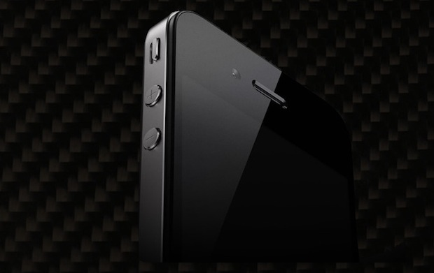 carbon iPhone