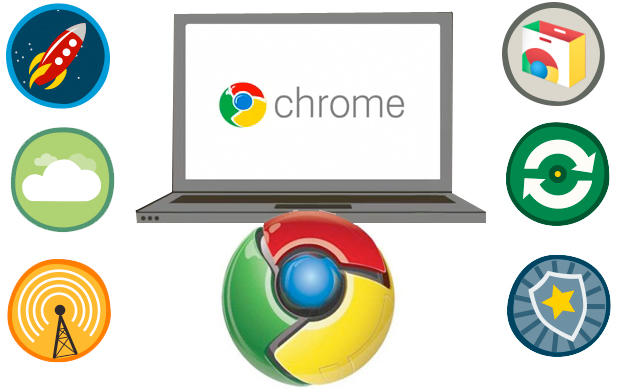 Google Unveils Chrome OS, New Browser, Web Store Apps