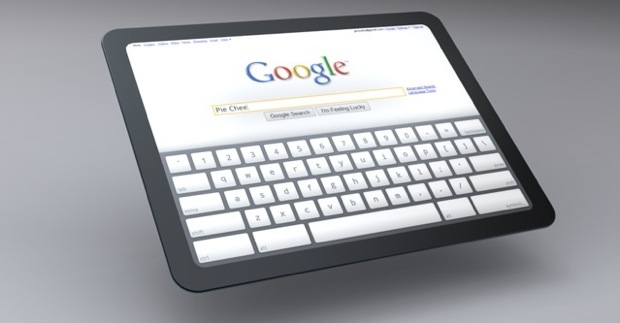 Chrome Tablet