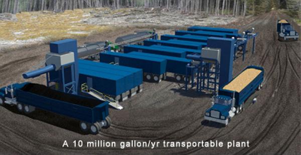 CoolPlanet Biofuels