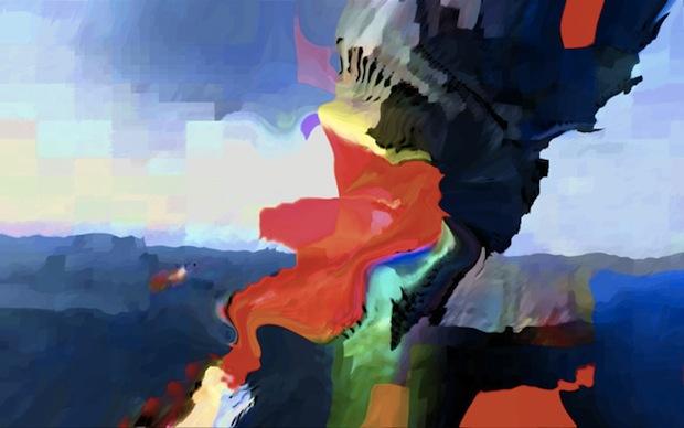 deepwater horizon oil painting