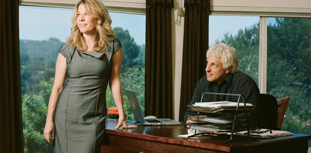 Diane Charles and Ron Qurashi | Photo by Pamela Littky