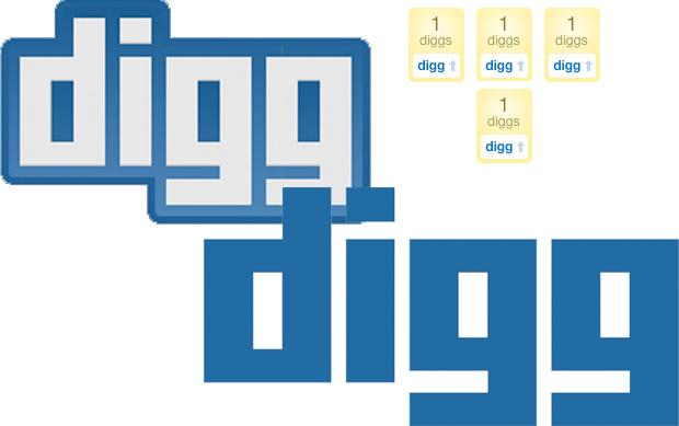 Digg redesign