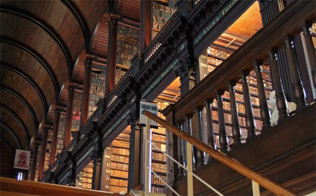 Dublin library