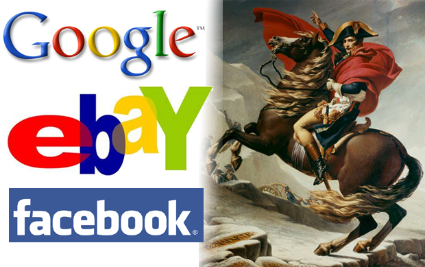 Google, eBay, and Facebook Take on France Over User Privacy