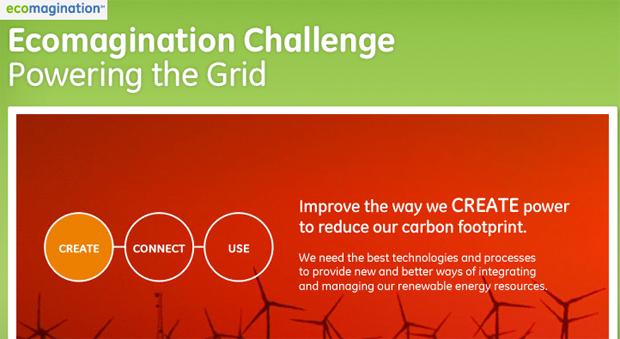 GE Ecomagination Challenge