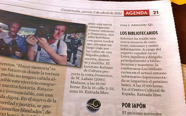 Guatemala's El Periodico