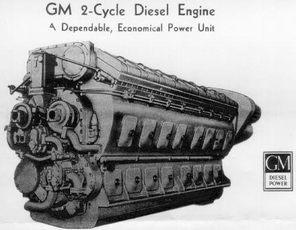 GM diesel engine