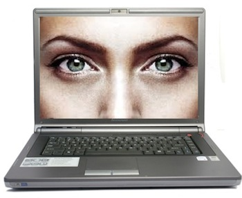 eyetracking Lenovo Tobii