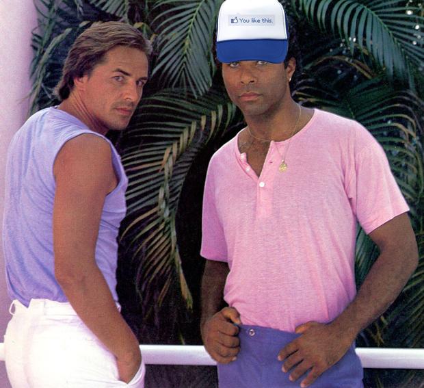 Miami Vice Facebook