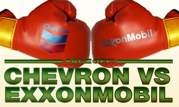 Chevron vs. ExxonMobil