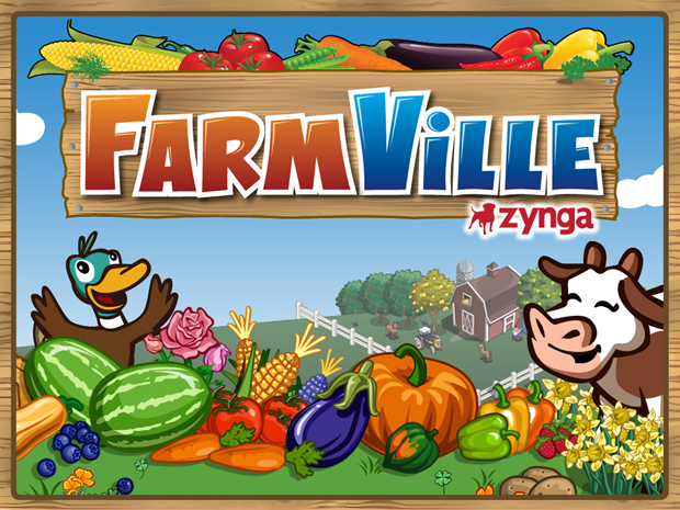 Zynga moves farmville from facebook to iphone to ipad for Form ville