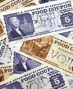 Max Food Stamps For Family Of