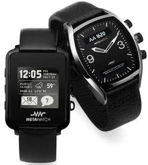 MetaWatch models